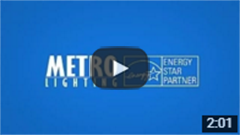Video By Joe Ca Price Guarantee Metro Lighting